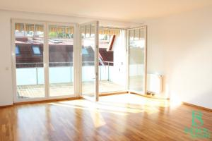 Ansicht Wohnziummer / Balkon von Objekt-Nummer: 16797