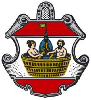 Wappen der Stadtgemeinde Baden bei Wien